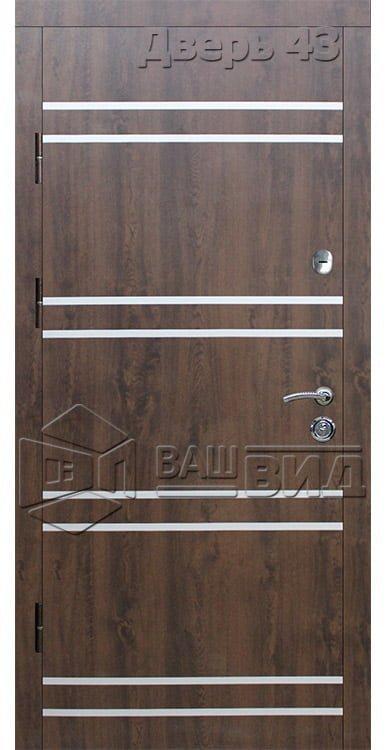 Входные двери (под заказ) • ВДН-43-1