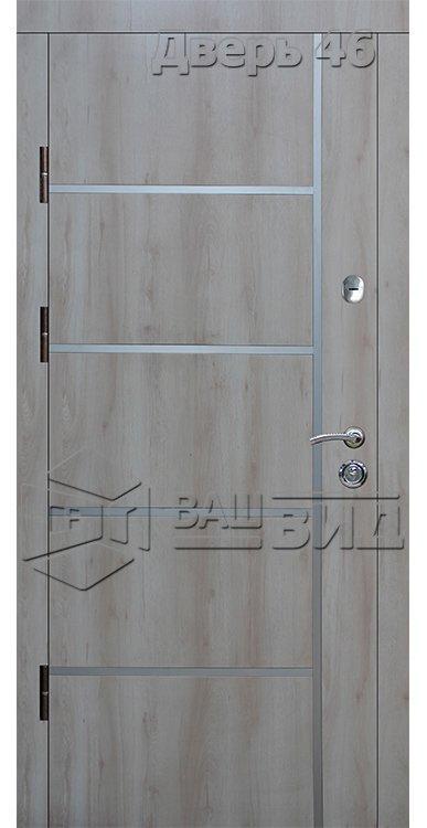 Входные двери (под заказ) • ВДН-46-1