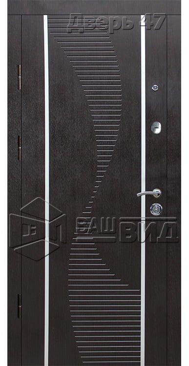 Входные двери (под заказ) • ВДН-47-1