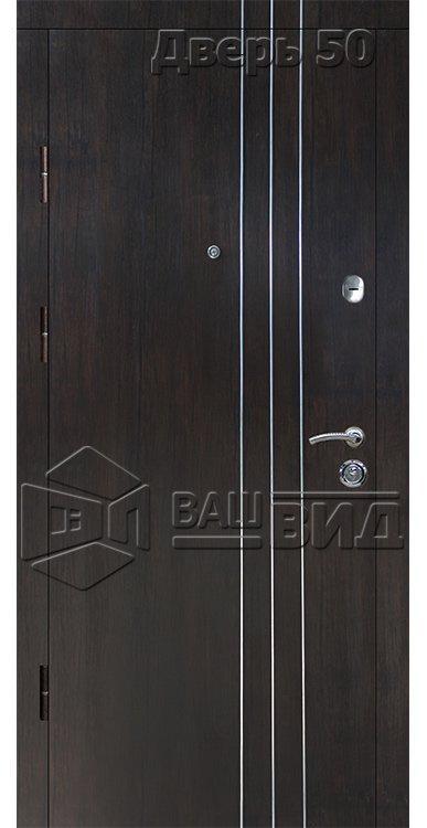 Дверь МК2 (входная квартира) 5