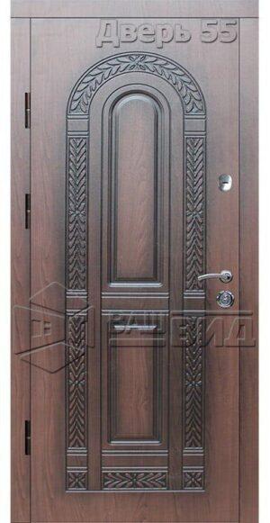 Дверь БП1 (входная улица)