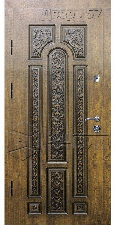 Входные двери (под заказ) • ВДН-57-1