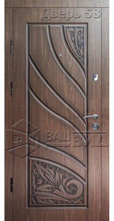 Входные двери (под заказ) • ВДН-58-1
