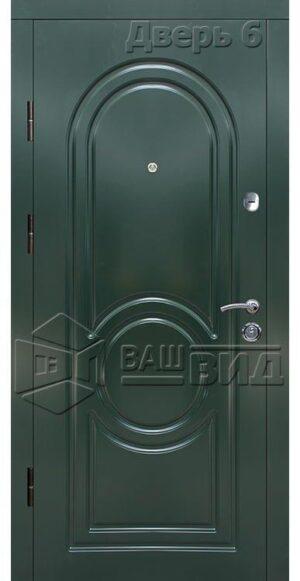 Дверь Б68 (входная улица)