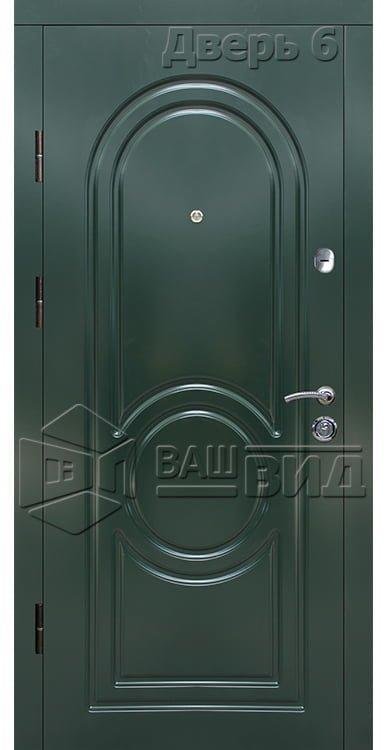 Входные двери (под заказ) • ВДН-6-1