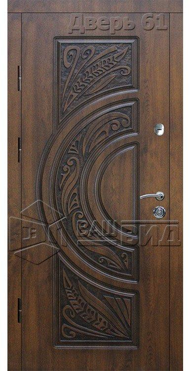 Дверь БП14 (входная улица) 5
