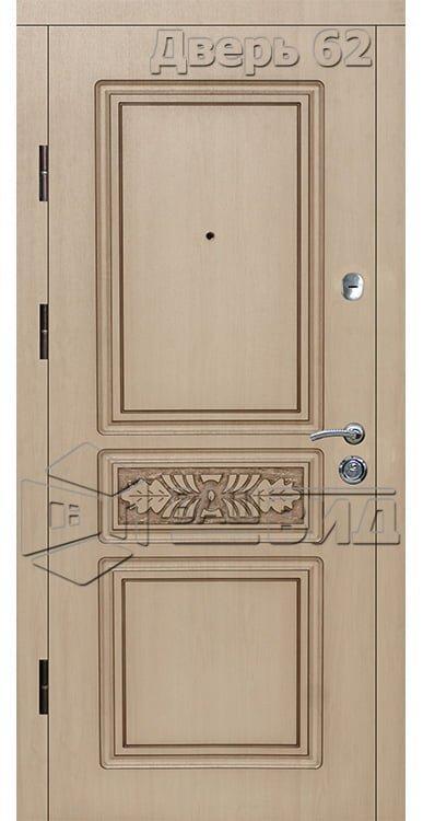 Входные двери (под заказ) • ВДН-62-1