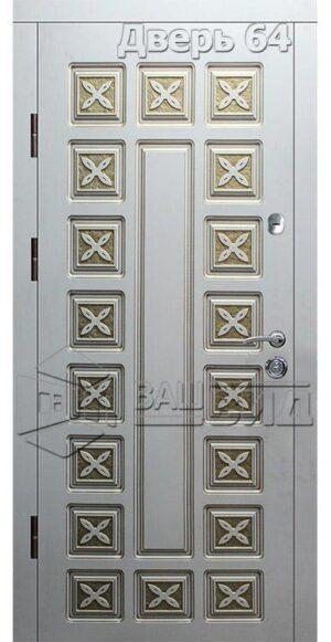 Дверь БП21 (входная улица)