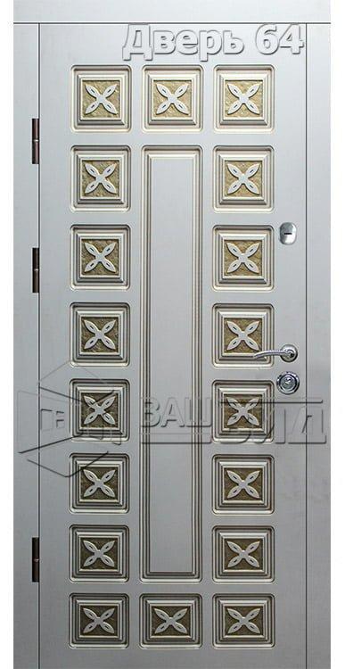 Входные двери (под заказ) • ВДН-64-1