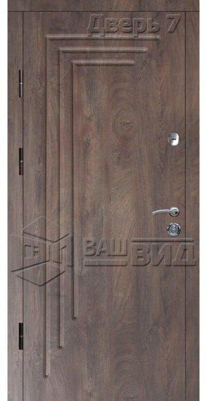 Дверь Б69 (входная квартира)