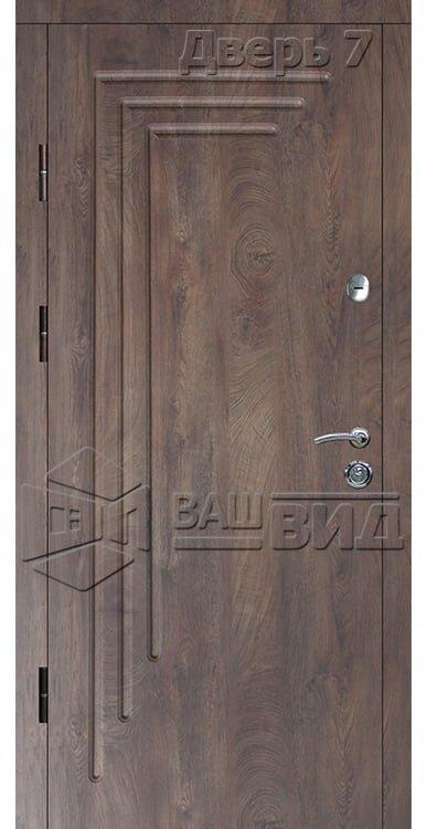 Входные двери (под заказ) • ВДН-7-1