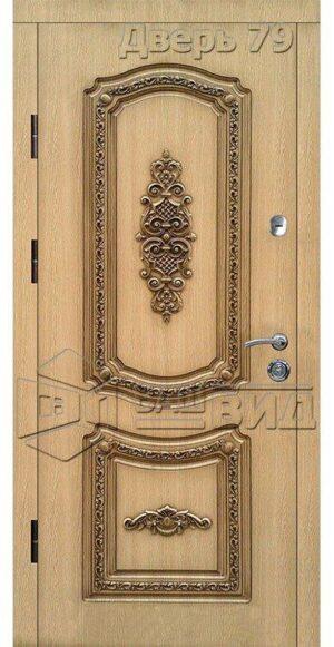 Дверь БЛ1 (входная квартира)