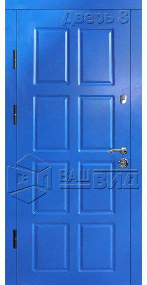Дверь Б97 (входная улица)