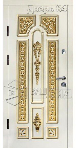 Дверь БЛ12 (входная квартира)