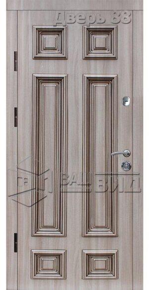 Дверь Гранд 4 (входная квартира)