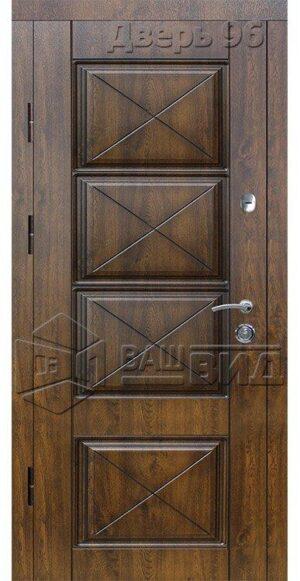 Дверь Модерн 6 (входная улица)