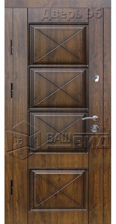 Входные двери (под заказ) • ВДН-96-1