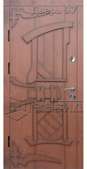 Дверь СД4 (входная улица)