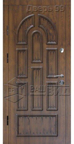 Дверь СД9 (входная улица)