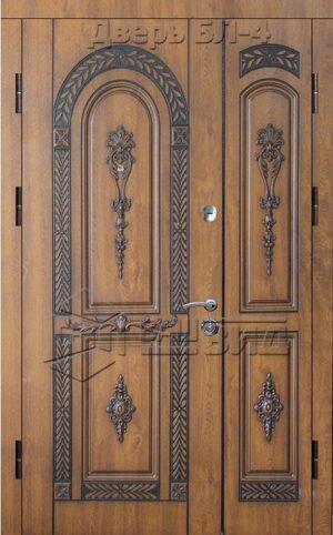 Дверь БЛ4 (входная улица)