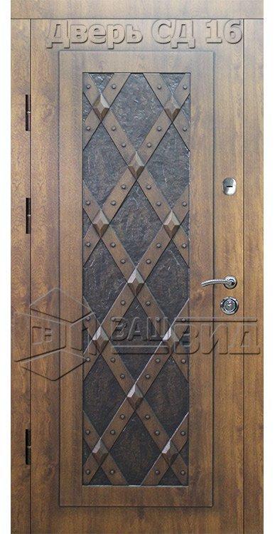 Входные двери (под заказ) • ВДН-СД-16