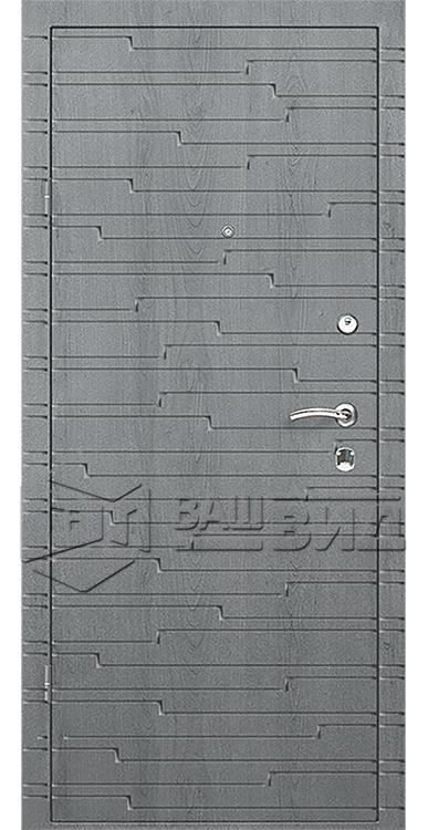 Входные двери (склад) • ВДК-542