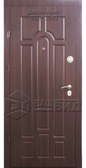 Двери Арка 16 860*2040 (входные квартира)
