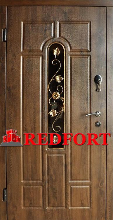 Дверь Арка ковка (входная улица) 5
