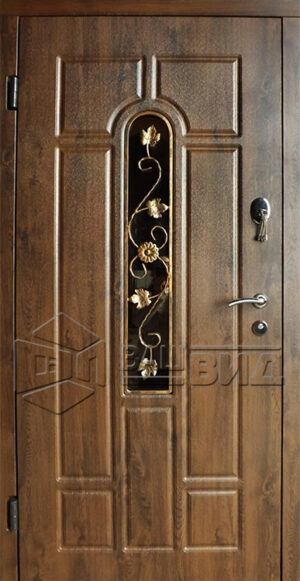 Дверь Арка ковка (входная улица)