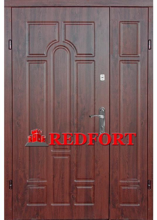 Дверь Арка с притвором (входная улица) 5