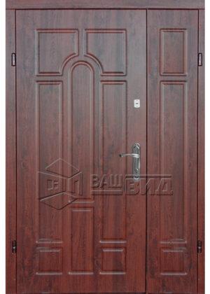 Дверь Арка с притвором (входная улица)