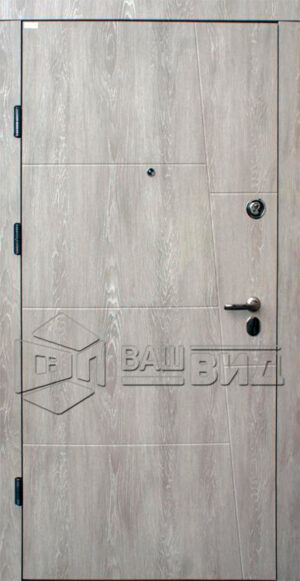 Двери Дакота (входная квартира)