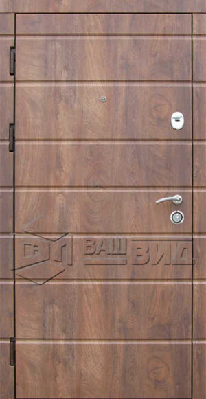 Двери Делла (входные квартира)