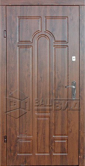 Дверь Эскада ПВХ 2 (входная улица)