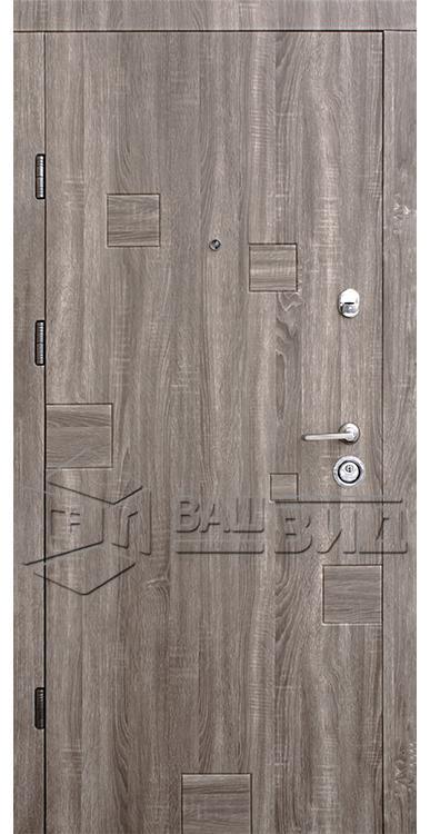 Двери Флоренция (входные квартира) 5