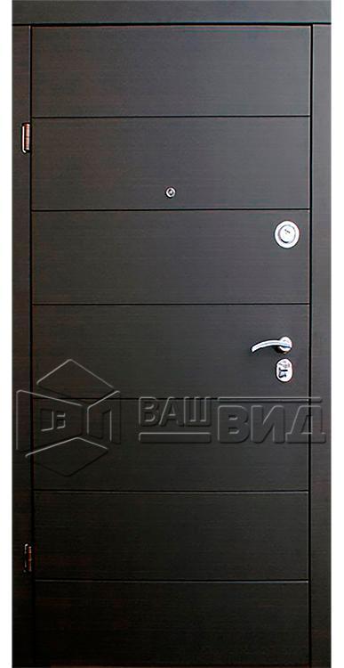 Входные двери (склад) • ВДУ-2001