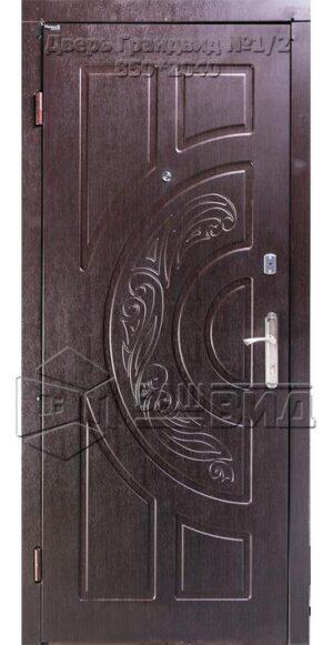 Двери Грандвид №1/2 850*2040 (входные квартира)