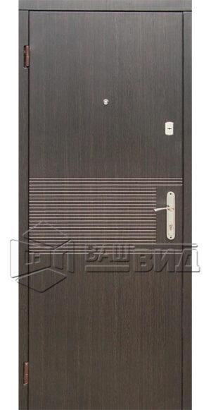 Дверь Грета двухцветная (входная квартира)