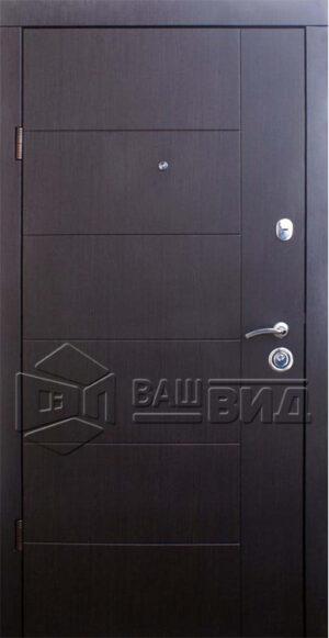 Дверь Классик 2 двухцветная (входная квартира)