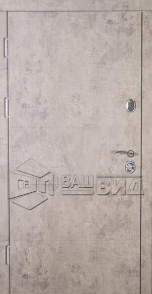 Двери Комфорт Зеркало (входные квартира)