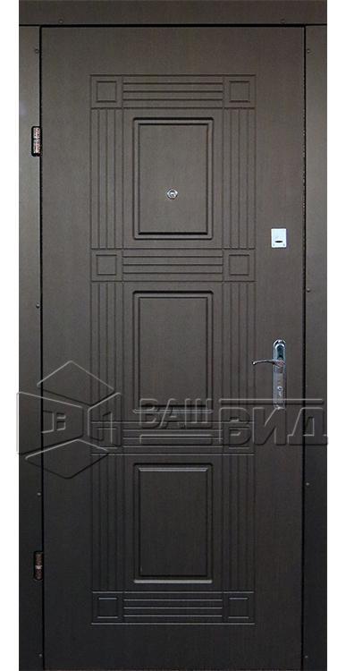 Двери Квадро (входные квартира) 5