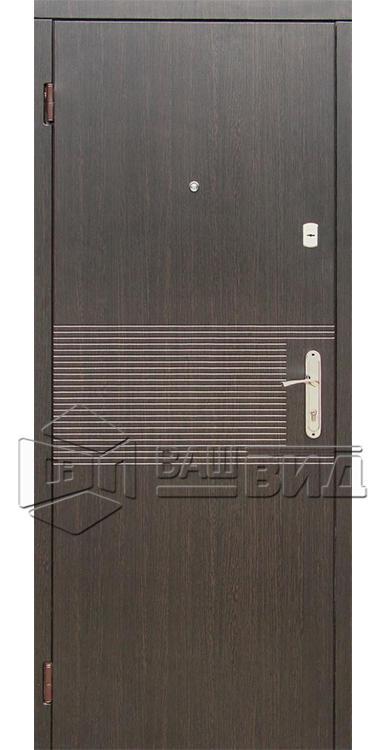 Двери Лайн (входные квартира) 5