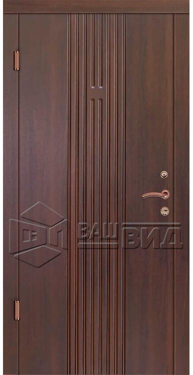 Двери Лайн 2 (входные квартира) 5