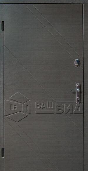 Дверь Альфа (входная улица)