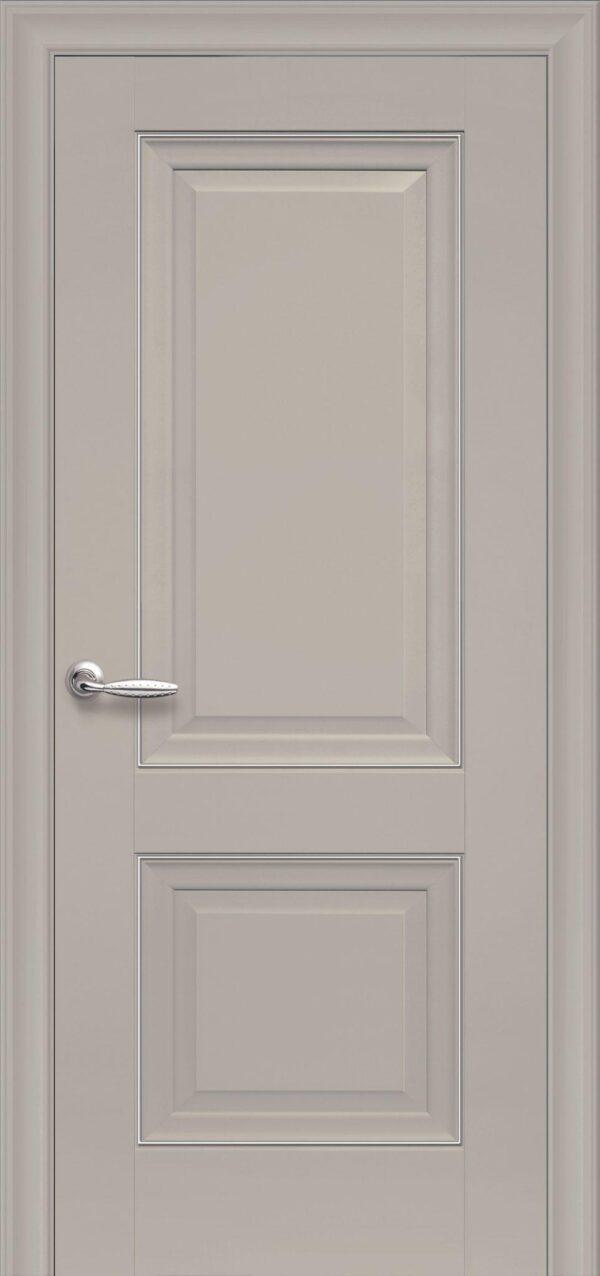 Межкомнатные двери ПП Premium ПП59 ПГ капучино 5