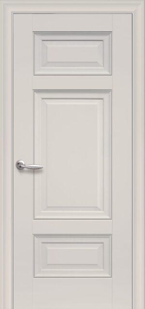 Межкомнатные двери ПП Premium ПП61 ПГ магнолия