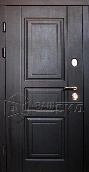 Дверь Прованс двухцветная (входная улица)