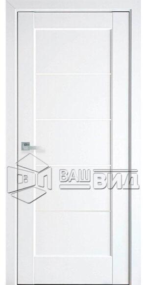 Межкомнатные двери ПВХ П12 стекло сатин