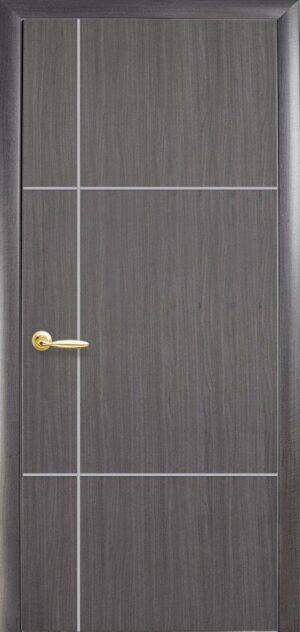 Межкомнатные двери ПВХ П15 ПГ