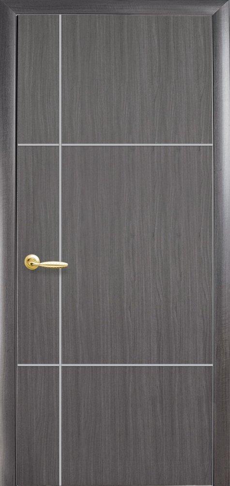 Межкомнатные двери ПВХ П15 ПГ 5